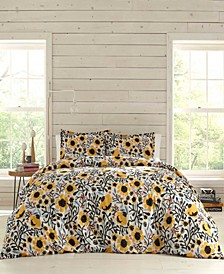 Mykero King Comforter Set
