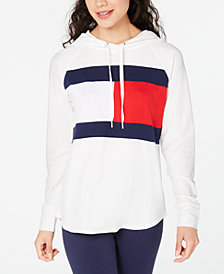 Tommy Hilfiger Sport Colorblock Lightweight Flag T-shirt