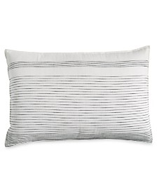 DKNY Pure Woven Stripe Standard/Queen Sham
