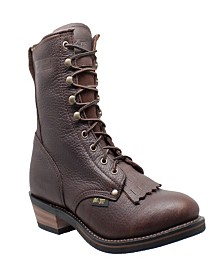 "AdTec Men's 9"" Packer Boot"
