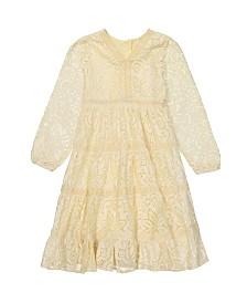 Masala Baby Kids Mara Dress Lace