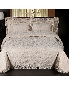 La Rochelle Sussex Park Bedspread, California King
