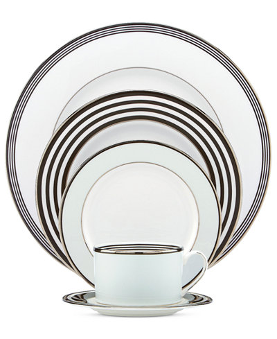 kate spade new york Parker Place 5 Piece Place Setting