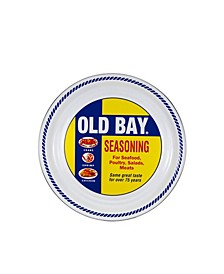 """Old Bay Enamelware Collection 15.5"""" Serving Tray"""