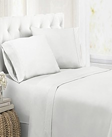 Ultra Soft Microfiber Double Brushed Blissful Dreams King Sheet Set