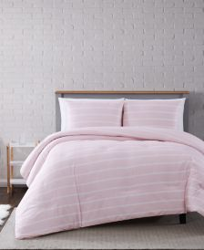 Maddow Stripe Full/Queen Comforter Set