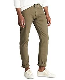 Polo Ralph Lauren Men's Stretch Denim Varick Five-Pocket Jeans