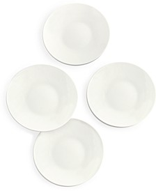 Bone China Set/4 Appetizer Plates, Created for Macy's