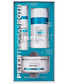 3-Pc. Peptide 21 Wrinkle Resist Set