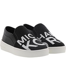 Michael Kors Toddler Girls Jem Split-T Sneaker