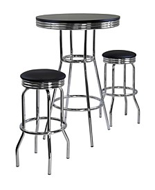 Summit 3-Piece Pub Table Set