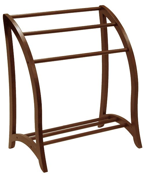 Winsome Wood Betsy Blanket Rack