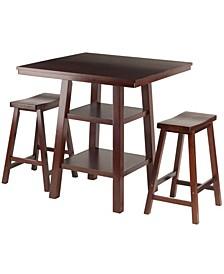 Orlando 3-Piece High Table Set