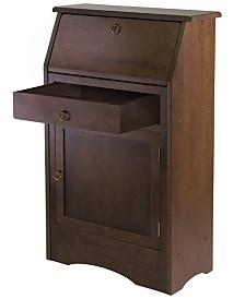Winsome Wood Regalia Secretary Desk