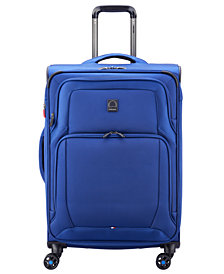 "Delsey OptiMax Lite 24"" Expandable Spinner Suitcase, Created for Macy's"
