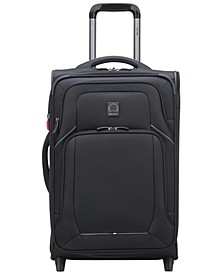 "OptiMax Lite 21"" Expandable 2-Wheel Carry-On Suitcase, Created for Macy's"