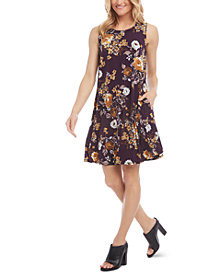 Karen Kane Chloe Floral-Print Swing Dress