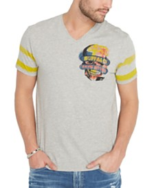 Buffalo David Bitton Men's Topsicle Graphic T-Shirt
