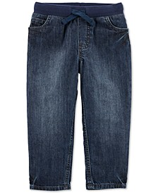 Baby Boys Cotton Denim Pants