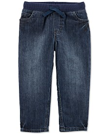 Carter's Baby Boys Cotton Denim Pants