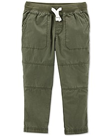 Baby Boys Cotton Everyday Pull-On Pants