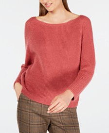 Weekend Max Mara Tanaro Scoop-Neck Sweater