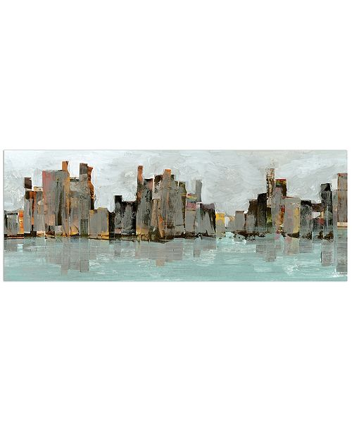 """Empire Art Direct Frameless Free Floating Tempered Glass Panel Graphic Wall Art - 63"""" x 24''"""