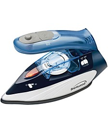 Mpi-45 Dual-Voltage Nonstick Travel Steam Iron