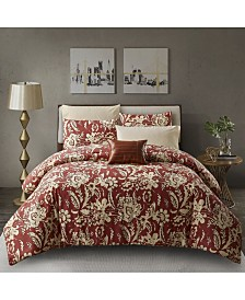 Jonesworks Maddox 3-Piece Full/Queen Comforter Set