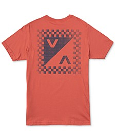 Men's Check Mate Graphic T-Shirt