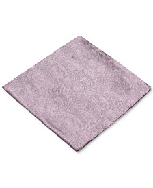 Ryan Seacrest Distinction™ Men's Alloa Paisley Silk Pocket Square, Created for Macy's