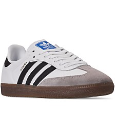 adidas Men's Samba Casual Sneakers from Finish Line