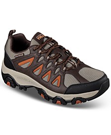 Men's Terrabite Trail Walking and Hiking Sneakers from Finish Line