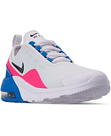 Big Girls Air Max Motion 2 Casual Sneakers from Finish Line
