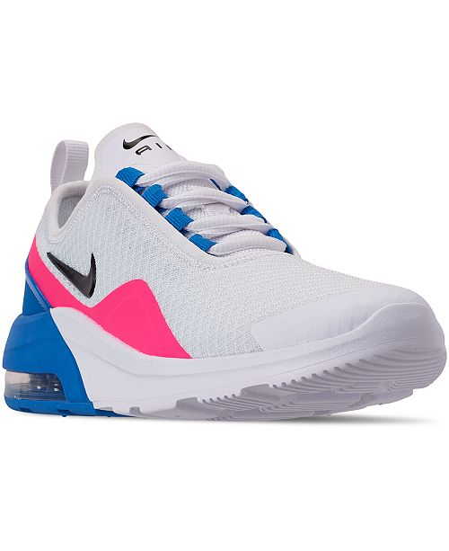 Nike Big Girls Air Max Motion 2 Casual Sneakers from Finish