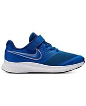 fe118711c985e Nike Little Boys Star Runner 2 Stay-Put Closure Running Sneakers from  Finish Line