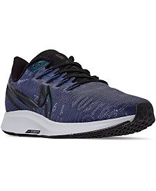 Nike Women's Air Zoom Pegasus 36 Premium Running Sneakers from Finish Line