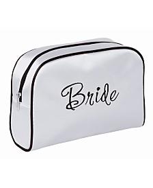 Lillian Rose Bride Travel Makeup Bag