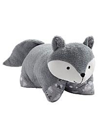 Pillow Pets Naturally Comfy Fox Plush Stuffed Animal Plush Toy