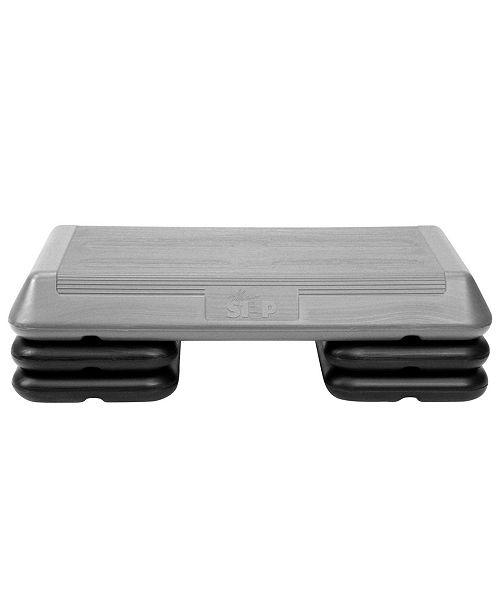 The Step - The Original Circuit Size Platform