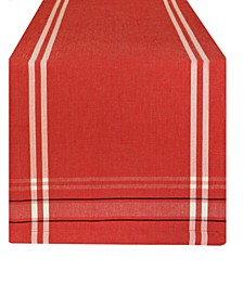 "French Chambray Table Runner 14"" x 72"""