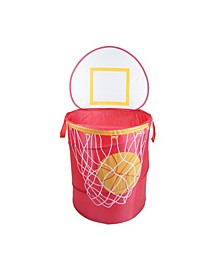 Redmon Bongo Buddy - Basketball Pop Up Hamper