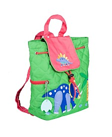 Wildkin Dinosaur Land Quilted Backpack