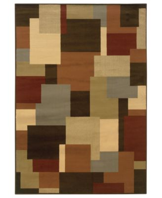 "CLOSEOUT! Area Rug, Pember 2065D Visions 1'10"" x 7'3"" Runner Rug"
