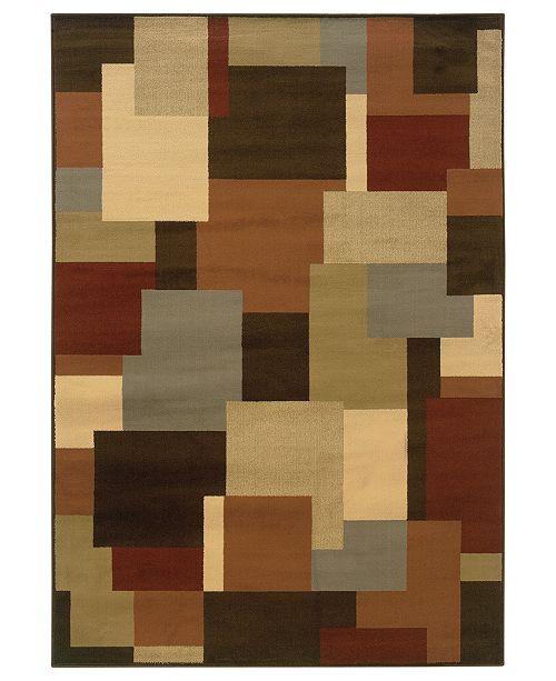 Oriental Weavers CLOSEOUT! Area Rug, Pember 2065D Visions 8' x 10'