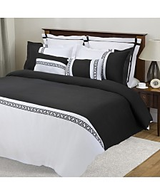 Superior Emma 7 Piece Duvet Cover Set - Full/Queen