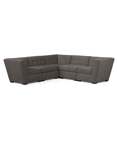 5 Piece Sectional Sofas Signature Design By Ashley Katisha