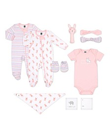 Ps By Baby Girl 10-Piece Layette Gift Set