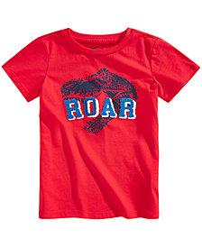 Epic Threads Little Boys Roar Tufted Chenille T-Shirt, Created for Macy's