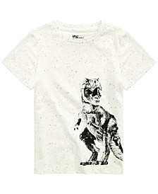 Little Boys Big Dino T-Shirt, Created for Macy's